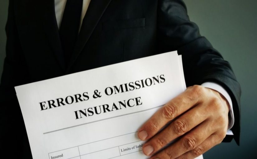 Reasons Why E&O Insurance Is Important